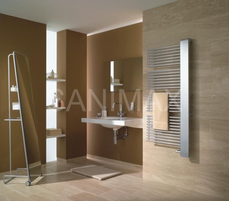 radi tor koupelnov kermi credo half 610x1884mm. Black Bedroom Furniture Sets. Home Design Ideas